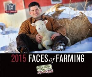The 2015 Faces of Farming calendar